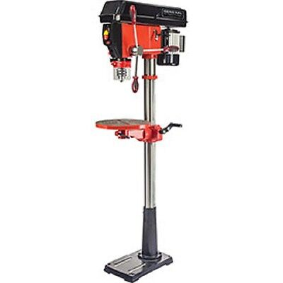 "NEW! 15"" 16 Speed Drill Press w/ Cross-Pattern Laser System + LED Lighting!!"