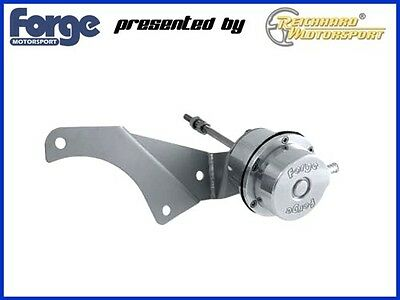 FORGE Wastegate Druckdose VW Golf 4 + Bora 1J 1,8l Turbo 150-180PS K03-Lader