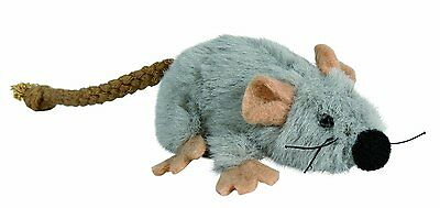 Trixie, Toy Mouse, Plush 7cm 45735