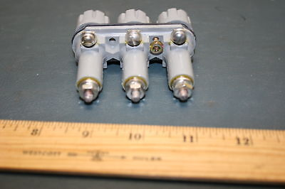 """Military Fuse Holder 17/32"""" x 1-1/2"""" 30A"""