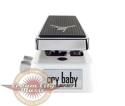 Brand New Dunlop BD95 Billy Duffy Cry Baby Wah Guitar Effect Pedal