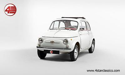 FOR SALE: Fiat 500 D 1964