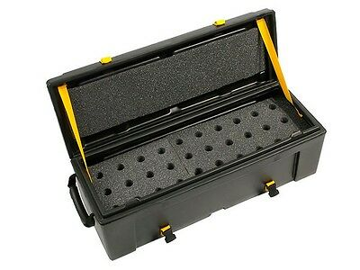 Hardcase Microphone Case - Holds 30 Mics (HNMIC30)