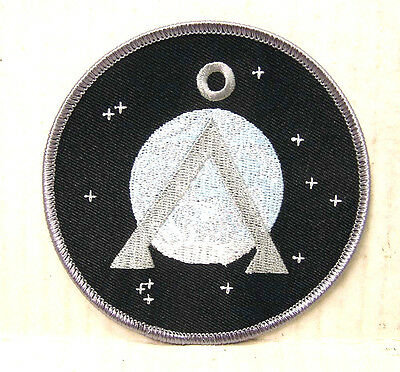 "Stargate SG-1 Project Earth Logo 3.75"" Uniform Patch-Screen Accurate (SGPA-03)"