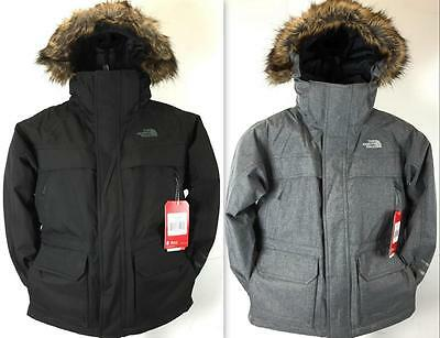 3abaf6670 NEW BOY'S THE North Face Mcmurdo Parka Jacket 550 Fill Goose Down HyVent 2L  CSF4