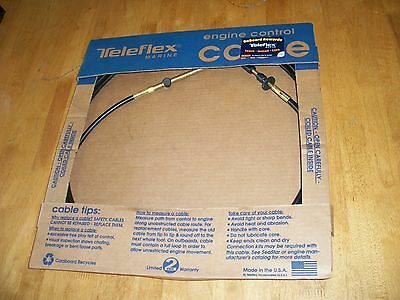 Teleflex  N-1629 Rack Steering Replacement Cable Marine Boat New In Box