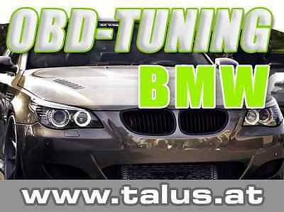 CHIPTUNING BMW 530d E60 (M57D30) 218 PS OBD-Tuning Do-it-Yourself inkl. Flasher