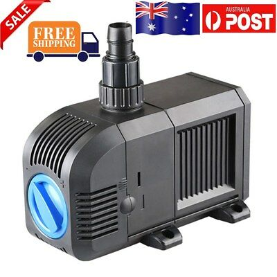3000L/H high-lift Adjustable Submersible Water Pump for Aquariums ponds