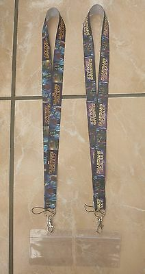 Guardians of the Galaxy Lanyard for Pin Trading inc. Waterproof Holder