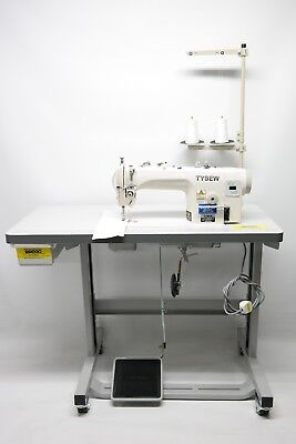 Tysew TY-1100DD-1 (Direct Drive) Industrial Sewing Machine like Juki DDL-8100E