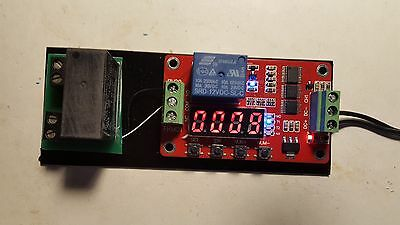 Digitally Timed Trolley Back and Forth Board, 5 Amp Unit