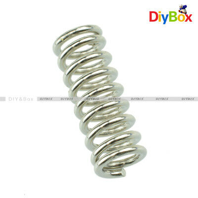 10PCS Spring For Ultimaker Makerbot 3D Printer Extruder Heated Bed D