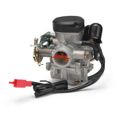 CVK 26mm CVK26 Carb Carburetor Motorcycle ATV Scooter GY6 150 200 250CC Keihin