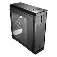 Aerocool Aero 500 Case Middle Tower Black Window