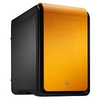 Aerocool DS Cube Black Orange Case Cube Dead Silence Micro ATX e Mini ITX