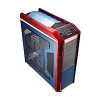 Aerocool Xpredator BR Case Full Tower Blue Red Window