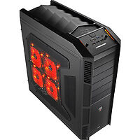 Aerocool XPredator Case Big Tower Black Edition