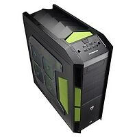 Aerocool XPredator Case Big Tower Evil Green Edition