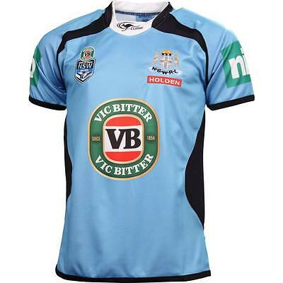 2015 Mens New South Wales Blues Replica Jersey S-3XL