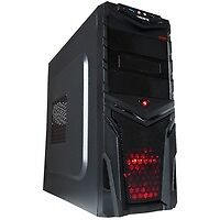 Mars Gaming MC2 V 2.0 Case Middle Tower Black