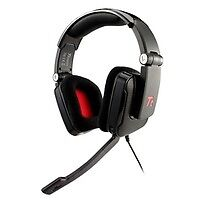 TTeSports Gaming Headset Shock Boosted Bass Black Edition