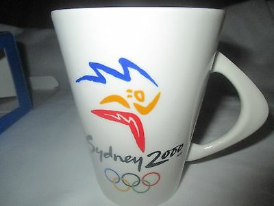 Collectable Memorabilia Sydney 2000 Olympics Games Mug and Poster