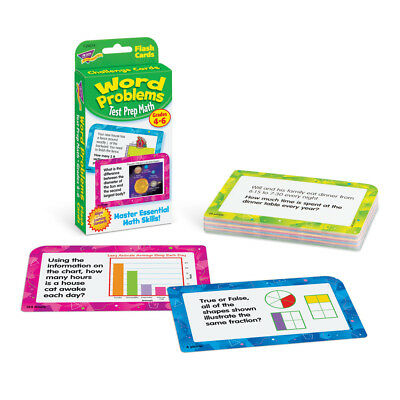 Kids Childrens Math Numbers 0-100 Pocket Flash Cards By Trend - Ideal 4 Teachers