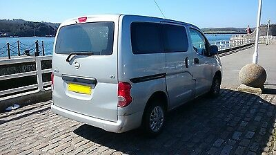 Complete SET for NISSAN NV200 combi MAGNETIC thermal SUNshades PRIVACY ☀ BLINDS