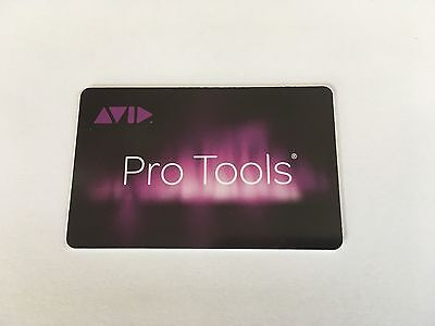 Genuine Avid Pro Tools LE Crossgrade to Pro Tools 12 w/1 yr Support & Upgrades