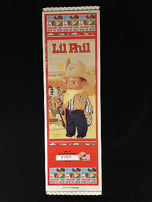 Phillips 66 - Lil Phil Collectibel Doll # 4 in series - New in original Box