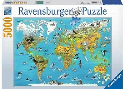 Ravensburger 5,000 Piece Jigsaw Puzzle - Fascinating Earth