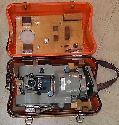 Sokkia SOKKISHA TM 1A one second theodolite