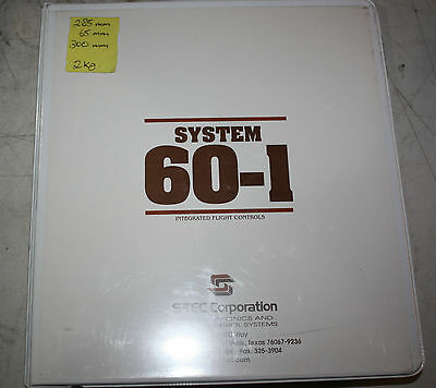 S-Tec System 60-1 Integrated Flight Controls Manual Avionics