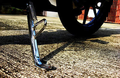 Motorcycle Side Stand Chrome Plating Service