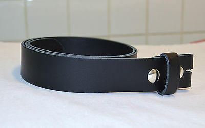Ceinture cuir sans boucle  , Bikers,Country, Boucle,  made in USA 100% cuir