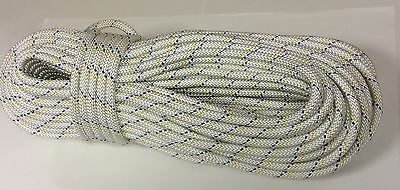 10.5mm LSK Low Stretch Abseiling / Climbing rope x 40 metres NEW