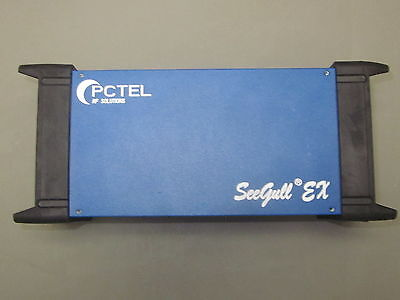 Pctel Seegull Ex Scanning Receiver Is95 Cdma 2000 Is856 Lte Ev-Do Gps Op211 Band