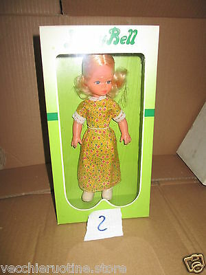 Galba Baravelli Doll Mary Bell Marybell Anni '70 Bambola Muneca Poupee 5