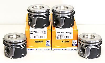 Ford C-Max, Focus & Transit Connect 1.8 TDCi set of 4 pistons | 87-437000-00