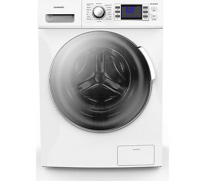 KENWOOD K814WM16 Washing Machine 8 kg A+++ 1400 rpm- White