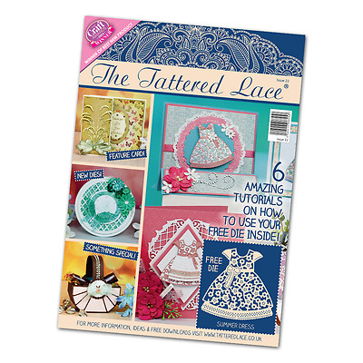 The Tattered Lace Magazine Issue 22 - FREE P&P