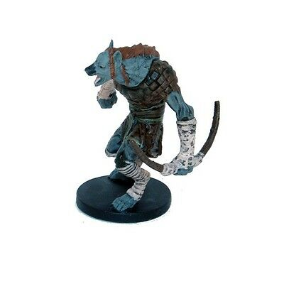 D & D Miniatures Elemental Evil 22 Gnoll Fighter