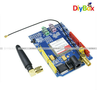 For Arduino SIM900 850/900/1800/1900 MHz GPRS/GSM Development Board Module D