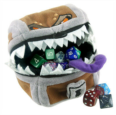 Dungeons & Dragons UltraPRO Mimic Gamer Pouch - sacchetto porta dadi