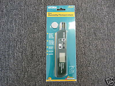 Extech Humidity / Temperature Pen, Brand New!!