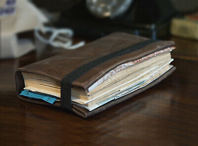 Indiana Jones Ultimate Grail Diary Movie Story Prop Replica + over 25 Inserts