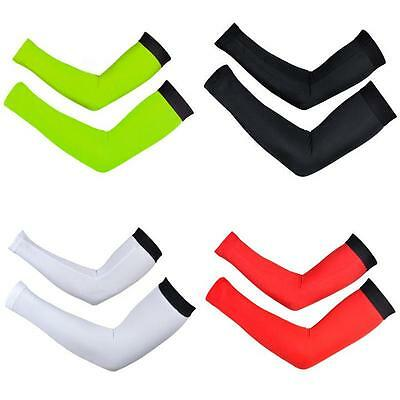 Sun Protection Cuff Cover Racing Arm Sleeves Bike Bicycle Cycling Arm Warmers XT