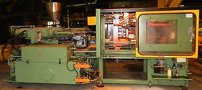 Engel 137.5 Ton Injection Molding Machine ES 125 H