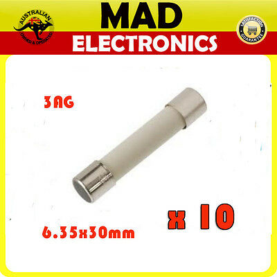 1A 2A 3A 4A 5A 6A 7A 8A 10A 15A 20A 3AG Ceramic Fuses Anything Up to 10 fuses