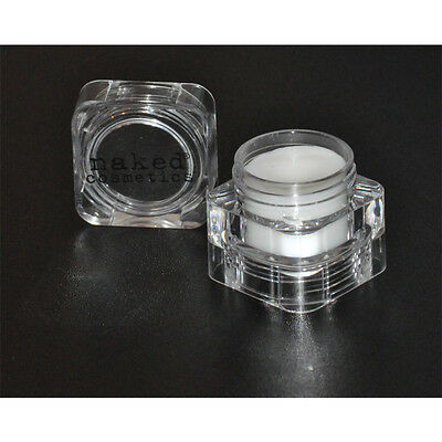 Naked Cosmetics Clear Eye Shadow Base Cosmetic Powder Pigment Makeup Primer